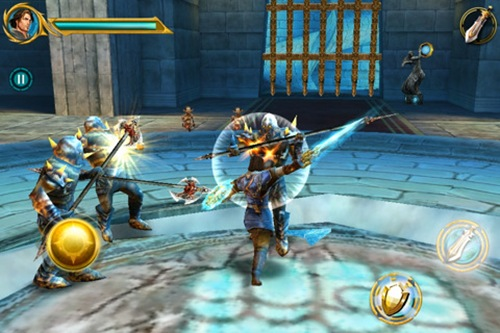 Sacred Odyssey Rise Of Ayden Hd Espanol Apk Y Obb Rpg Android